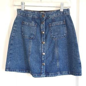 Urban Outfitters BDG Denim Mini Skirt